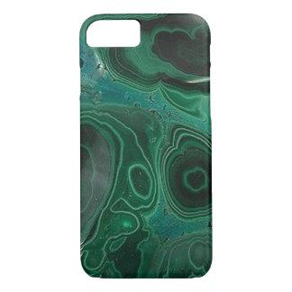 Malachit Geode iPhone 7 Fall iPhone 8/7 Hülle
