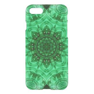 Malachit-Stern-Mandala iPhone 8/7 Hülle