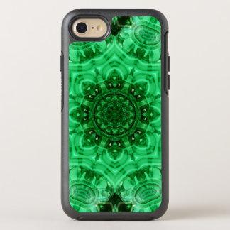 Malachit-Stern-Mandala OtterBox Symmetry iPhone 8/7 Hülle
