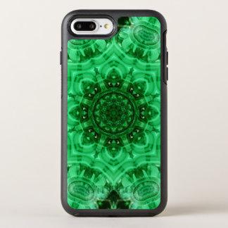 Malachit-Stern-Mandala OtterBox Symmetry iPhone 8 Plus/7 Plus Hülle