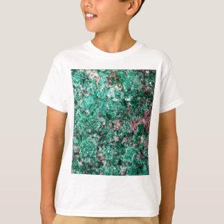 Malachit und Kupfer T-Shirt