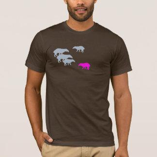 Malaiischer Tapir!  SIE BENÖTIGEN DIESES!!! T-Shirt