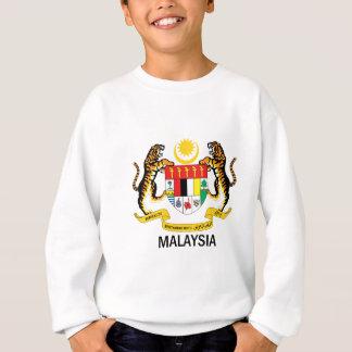 MALAYSIA - Emblem/Flagge/Symbol/Wappen Sweatshirt