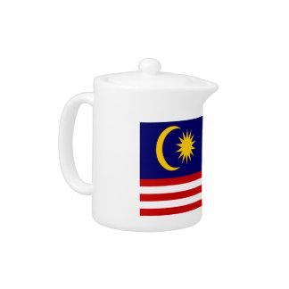 Malaysia-Flagge