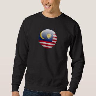 Malaysia-Flagge Sweatshirt