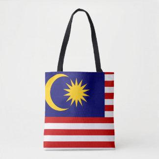 Malaysia-Flagge Tasche
