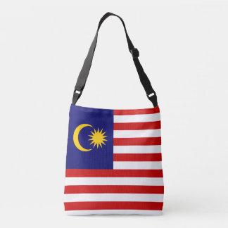Malaysia-Flagge Tragetaschen Mit Langen Trägern