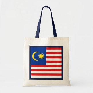 Malaysia-Flaggen-Tasche Tragetasche