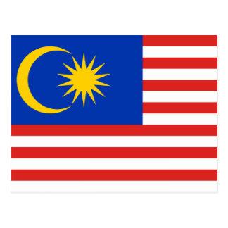 Malaysia Postkarten