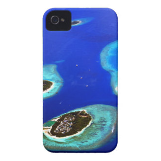 Maldives iPhone 4 Cover