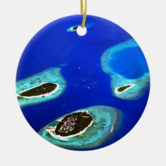 Maldives Keramik Ornament