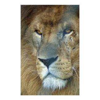 Male Lion (Loewe) Briefpapier