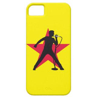 male rock singer schutzhülle fürs iPhone 5