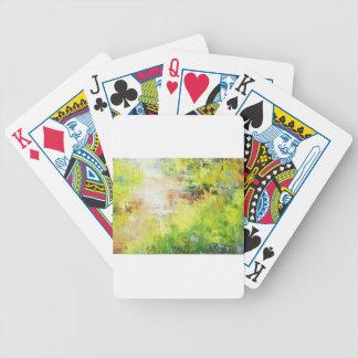 Malen Bicycle Spielkarten