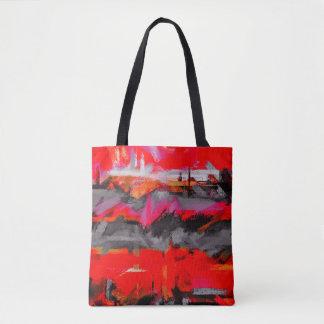 Malen Sie FarbSpritzer-Bürsten-Anschlag #22 Tasche