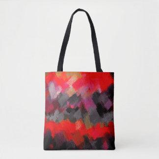 Malen Sie FarbSpritzer-Bürsten-Anschlag #2 Tasche