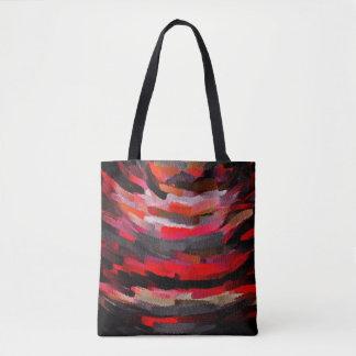 Malen Sie FarbSpritzer-Bürsten-Anschlag #4 Tasche