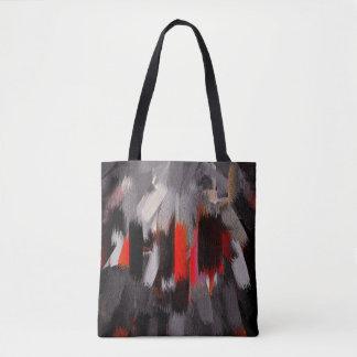 Malen Sie FarbSpritzer-Bürsten-Anschlag #5 Tasche