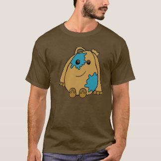 Malen Sie Flecken-Kumpel-T - Shirt mit einem