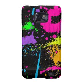 Malen Sie Kasten Spritzer-Samsungs-Galaxie-S Samsung Galaxy S2 Hülle