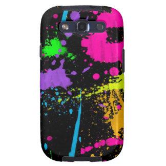 Malen Sie Kasten Spritzer-Samsungs-Galaxie-S Galaxy SIII Etui