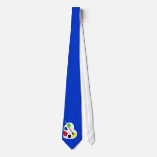 Malen Sie Krawatte