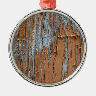 Malen Sie Kunst entworfen Silbernes Ornament