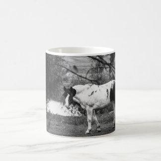 Malen Sie Pferd Tasse