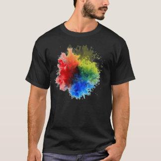 Malen Sie platsch T-Shirt