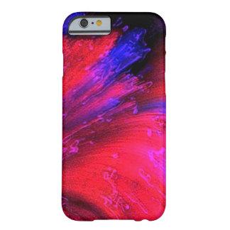 Malen Sie Spritzen Barely There iPhone 6 Hülle