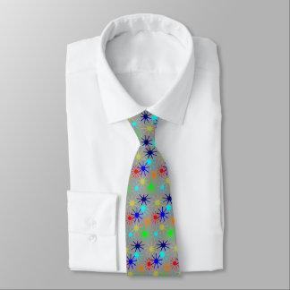 Malen Sie Spritzer-Druck-Krawatte Krawatte