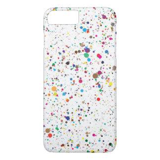 Malen Sie Spritzer Iphone7 plus Fall iPhone 8 Plus/7 Plus Hülle