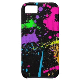 Malen Sie Spritzer iPhone 5 Fall iPhone 5 Cover