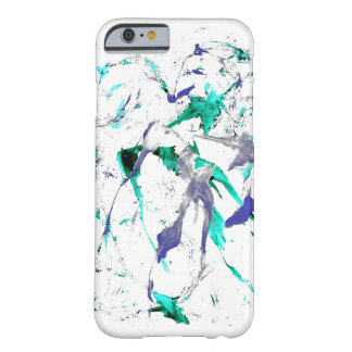 Malen Sie Spritzer iPhone 6/6s Fall Barely There iPhone 6 Hülle