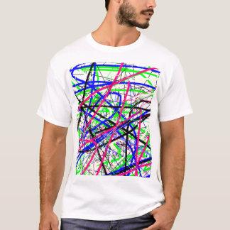 Malen Sie Spritzer T-Shirt