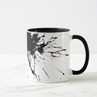 Malen Sie Spritzer Tasse