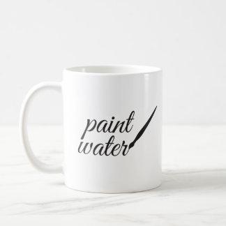 Malen Sie Wasser-Tasse Kaffeetasse