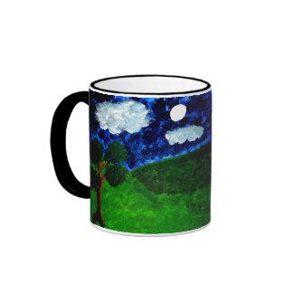 Malen Kaffee Tassen