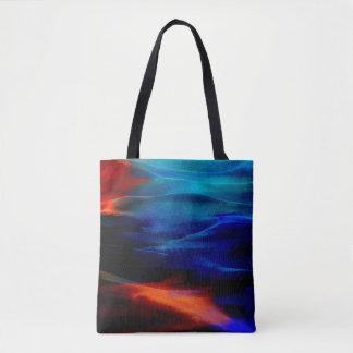 Malende abstrakte Kunst #36 Tasche