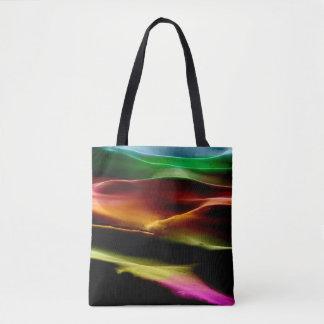 Malende abstrakte Kunst #37 Tasche