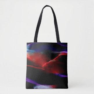 Malende abstrakte Kunst #38 Tasche