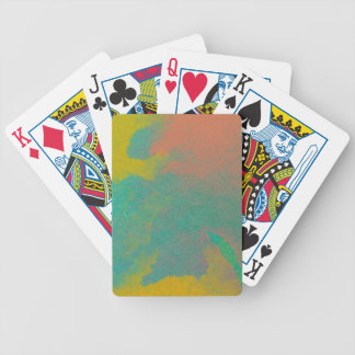 Malende Entwurfs-Spielkarten Bicycle Spielkarten