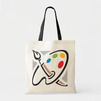 Maler-Paletten-Taschen-Tasche Tragetasche