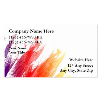 Maler-Visitenkarten Visitenkarten