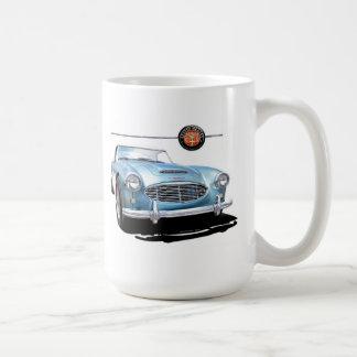 Malerei Austin Healeys 3000 Kaffeetasse