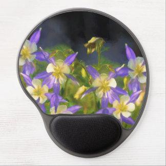 Malerei Colorados blaues Columbine - ursprüngliche Gel Mousepad