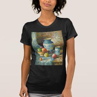 Malerei der Frucht-und Tonwaren-Schiffe T-Shirt