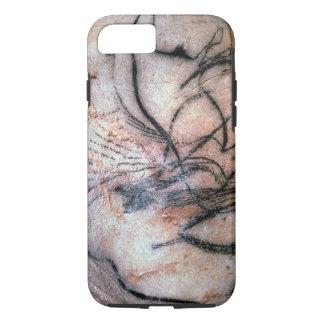 Malereien, die Mammut und Vieh, vom C darstellen iPhone 8/7 Hülle