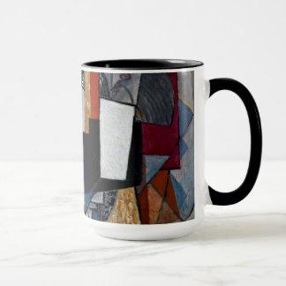 Malevich - Büro und Raum Tasse