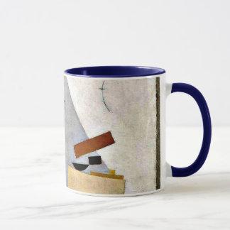 Malevich - dynamisches Suprematism Tasse